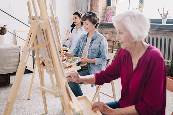 Creative Arts<br /> Support Group